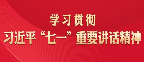 """学习贯彻bt365体育手机版""""七一""""重要讲话精神"""