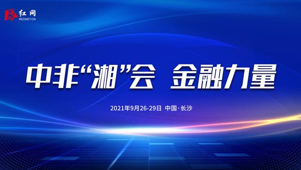 """专题丨中非""""湘""""会 金融力量"""