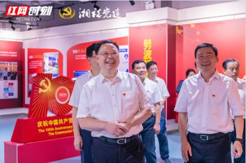 """一局一品!看湖南税务人如何释放党建""""红利"""""""