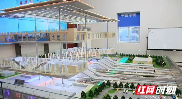 株洲火車站正在改擴建,今日(ri)起停(ting)辦客運業務