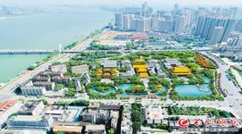 开福区启动城市更新五年计划