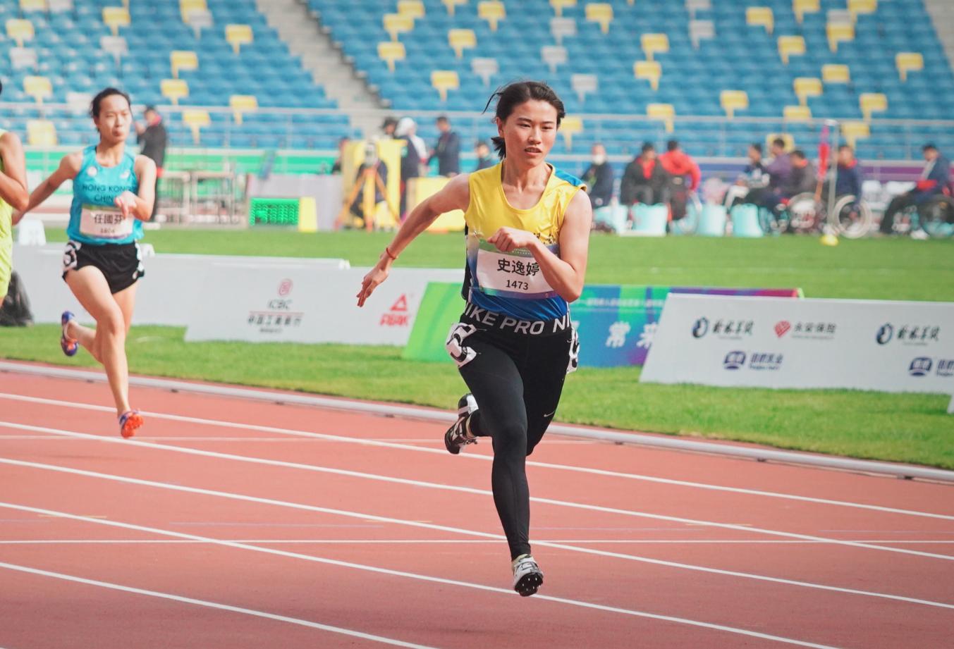 直击残特奥丨突破30金!湖南代表团在田径赛场单日夺7金3银2铜