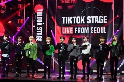 TikTok在韩举办两场线上抗疫公益演唱会