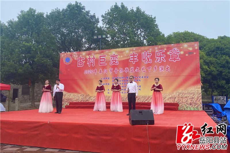 张谷英镇表演唱《今天是你的生日》.JPG