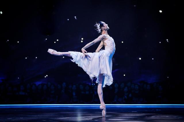 【赢咖3平台】《舞蹈风暴》第二季收视三连冠 谭元元天鹅归来绽放艺术魅力